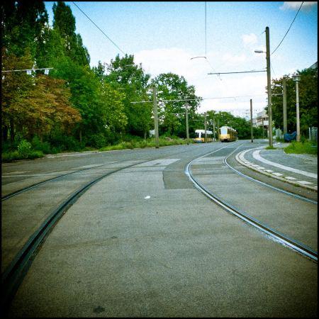 Straßenbahn-Betriebsbahnhof