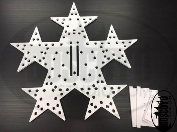 Star Wreath Topper