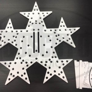 Star Wreath Topper