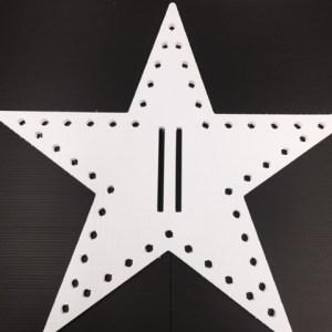 """ChromaStar 23"""" 1 ring"""