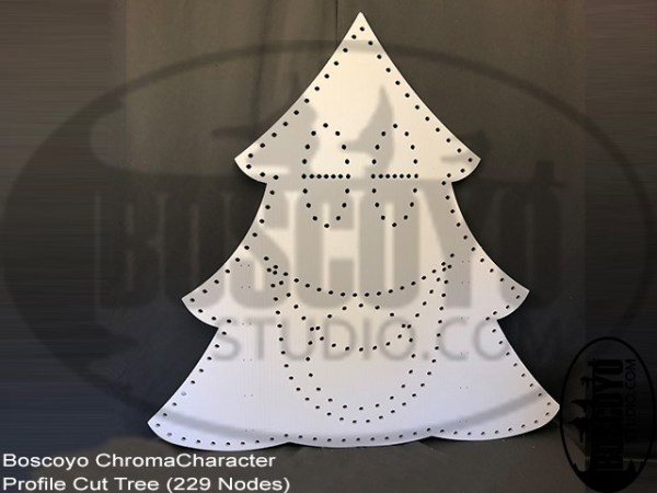 ChromaCharacters Christmas Tree  **Discountinuing**