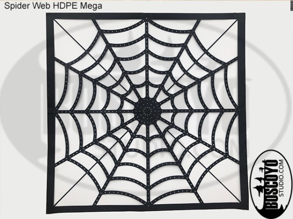 Spider Web HDPE Mega