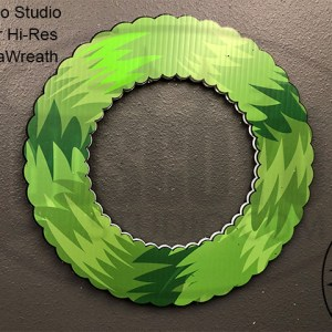 DayCor™ HiRes ChromaWreath 20""