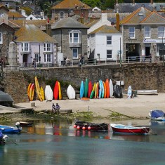 Mousehole in Cornwall - Boscrowan Farm Family Friendly Award Winning Self Catering Holiday Cottages