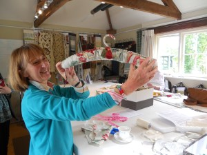 Coathanger making course