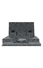 標準型(1段)洋型墓石