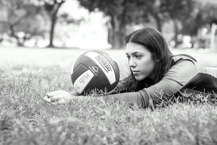 Holly Miller – Volleyball Action Portraits!