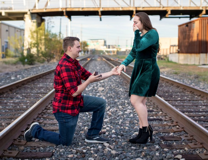 Shelby & Chase – A Surprise Engagement!
