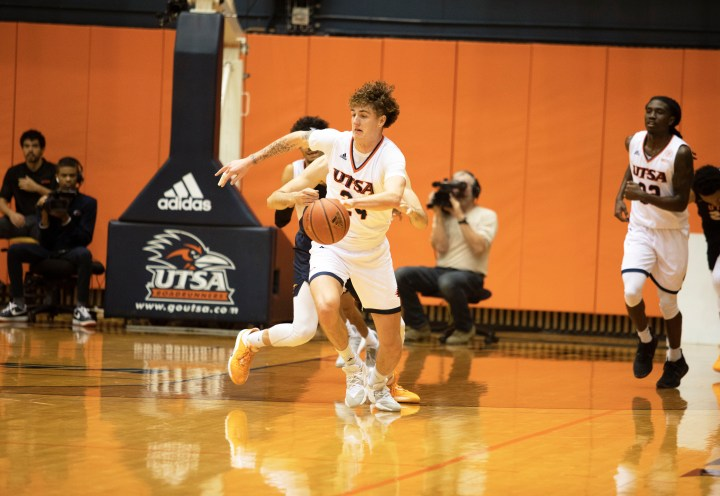 UTSA Men's Basketball v. UTEP