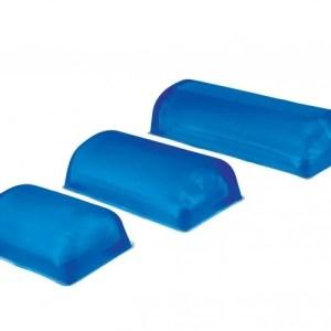 Anti decubitus chest positioner flat bottom gel