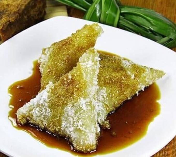 Oleh oleh Makanan Khas Bali yang Enak Kue Lupis