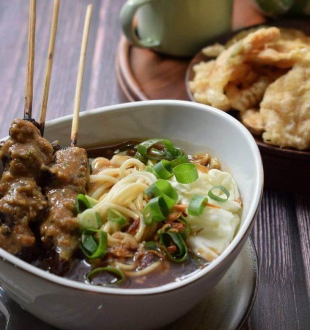 Resep Makanan Khas Jawa Tengah Saat Hujan Mie Ongklok