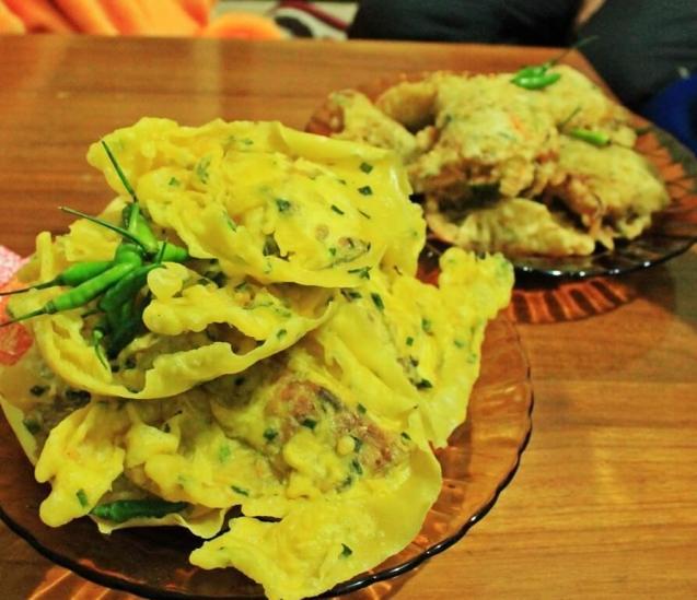 Jajanan Makanan Khas Jawa Tengah Tempe Kemul