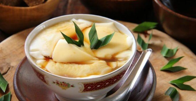 Makanan Khas Semarang Wedang Tahu