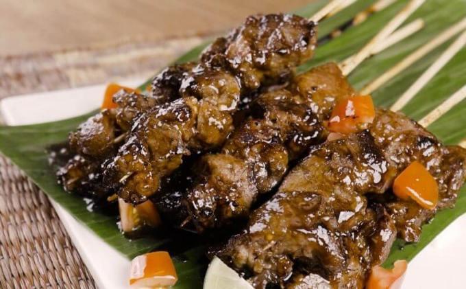 Makanan Khas Sunda Sate Manggarai Purwakarta