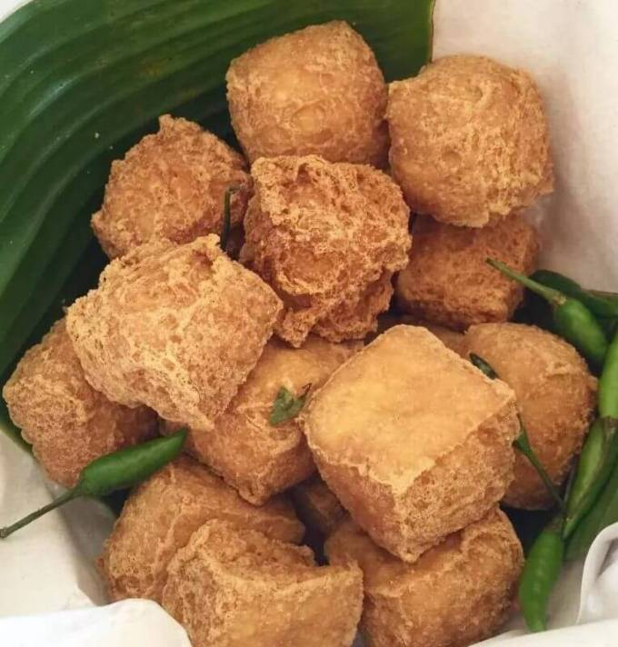 Makanan Khas Sunda Tahu Sumedang