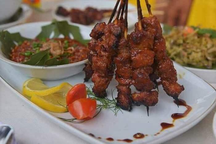 Oleh oleh Makanan Khas Aceh Sate Matang