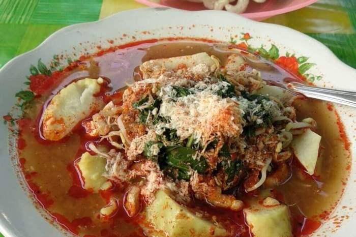 Makanan Khas Cirebon Docang