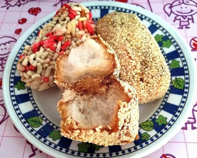 Makanan Khas Madiun Kue Manco