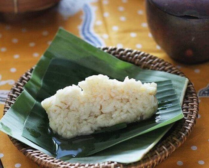 Makanan Khas Cirebon Tape Ketan