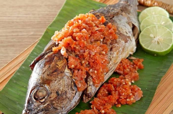 Resep Makanan Khas Papua Ikan Bakar Manokwari