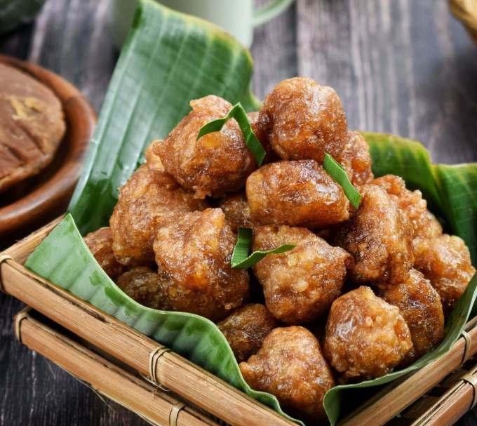 Makanan Khas Purwokerto Getuk Goreng