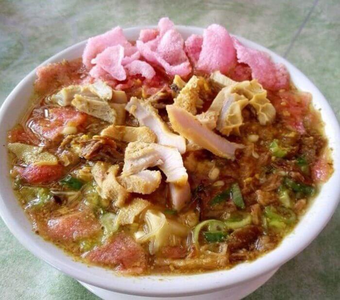 Makanan Khas Purwokerto Soto Sokaraja