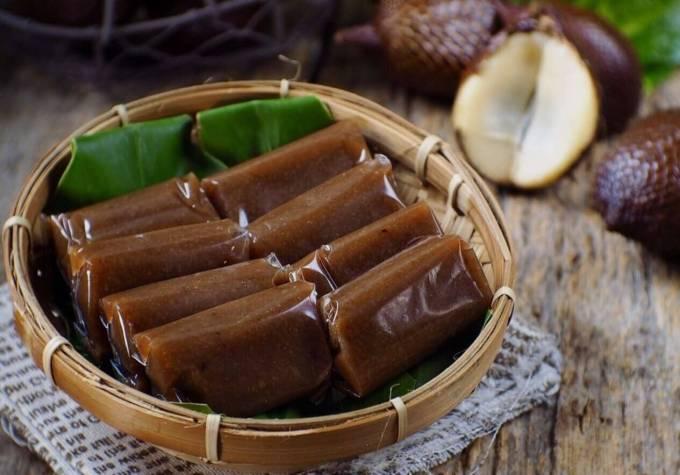 Makanan Khas Banyuwangi Dodol Salak