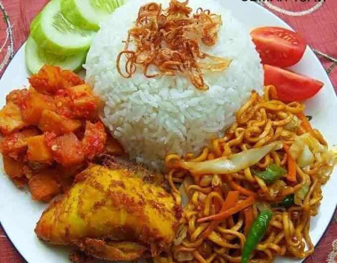 Makanan Khas Banyuwangi Nasi Kalak