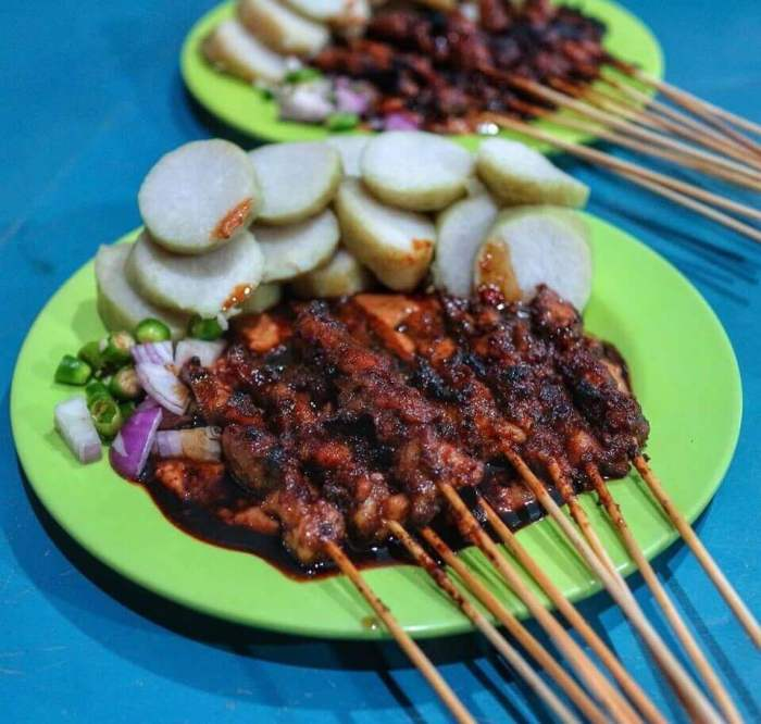 Makanan Khas Madura Sate