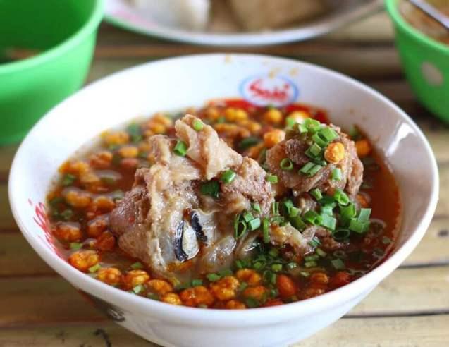 Makanan Khas Madura Soto Mata Sapi