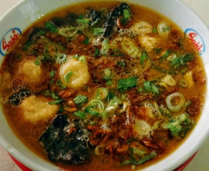 Makanan Khas Makassar Sop Saudara