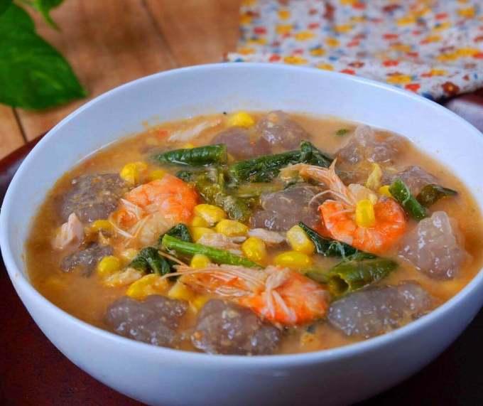 Makanan Khas Sulawesi Kapurung