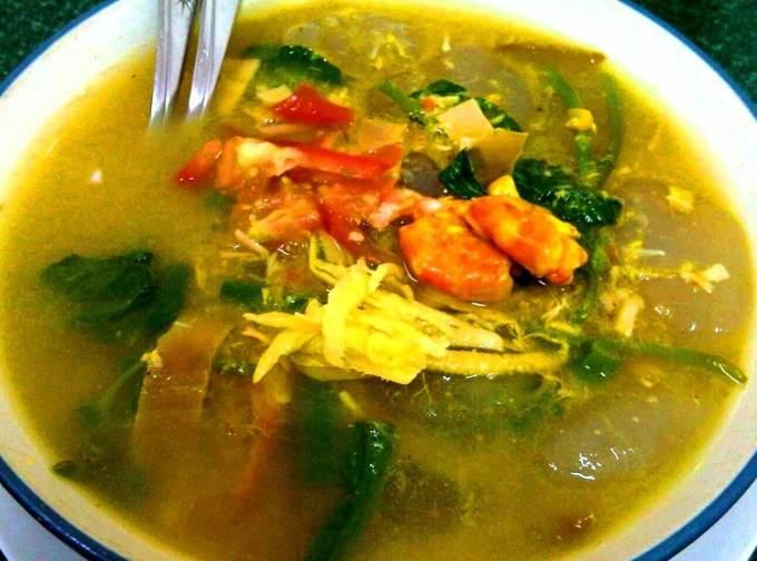 Makanan Khas Sulawesi Onyop