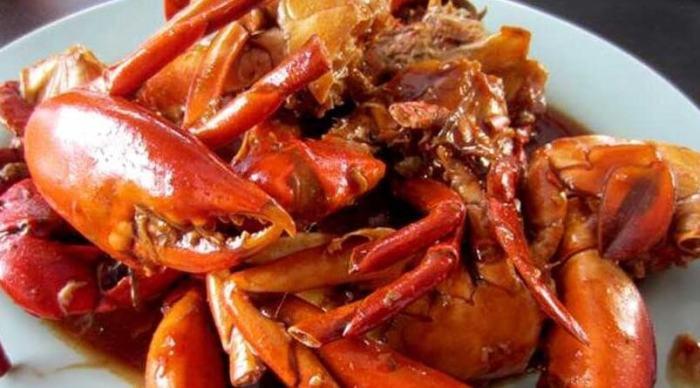 Makanan Khas Maluku Utara Gatang Kanari