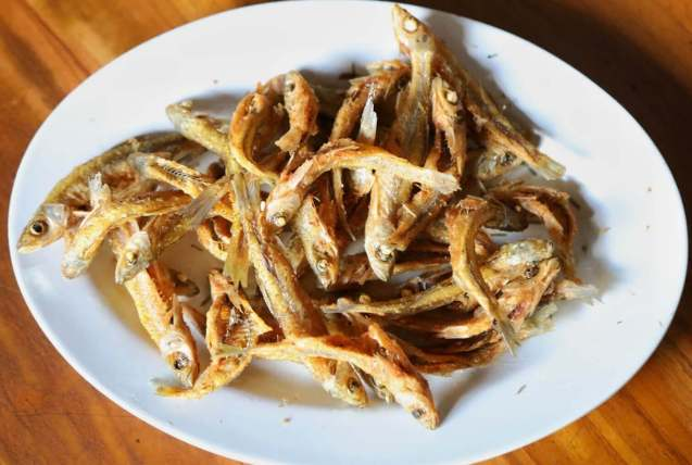 Makanan Khas Banjarmasin Ikan Saluang
