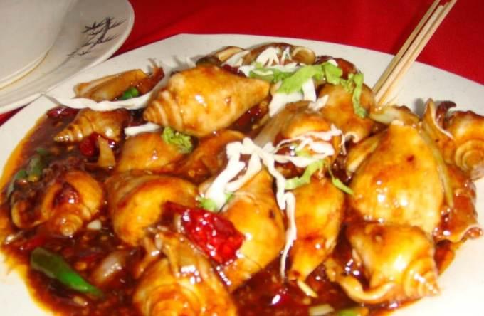 Makanan Khas Batam Gong-Gong