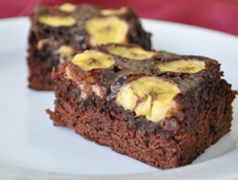 Makanan Khas Bogor Brownies Pisang