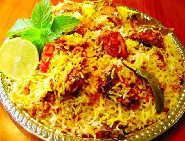 Cara Membuat Makanan Khas India Nasi Biryani