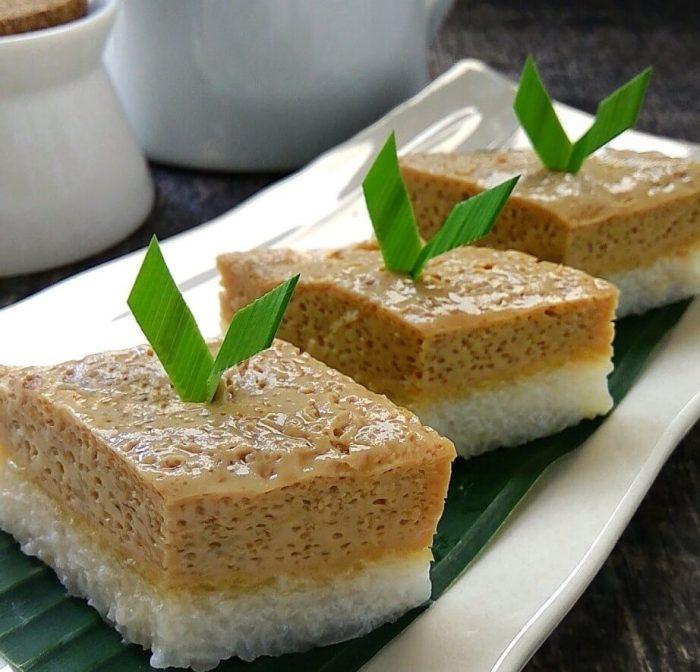Makanan Khas Jambi Kue Srikaya