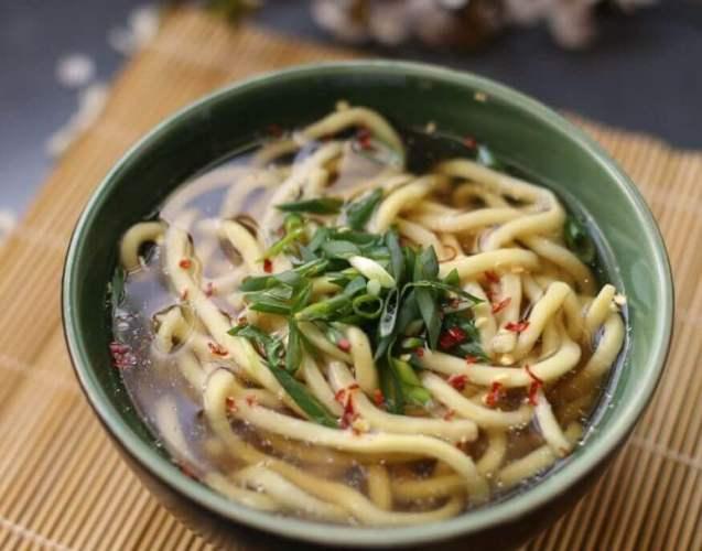 Makanan Khas Jepang Udon