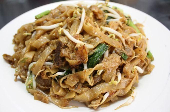 Makanan Khas Kalimantan Barat Mie Tiaw Asu