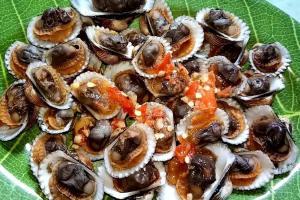 Makanan Khas Kalimantan Utara Tudai
