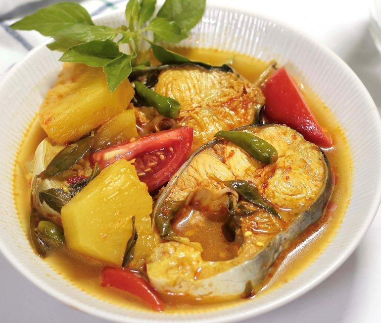 Makanan Khas Palembang Pindang Ikan