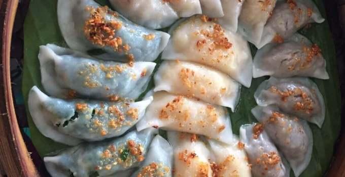 Makanan Khas Pontianak Chai Kwe