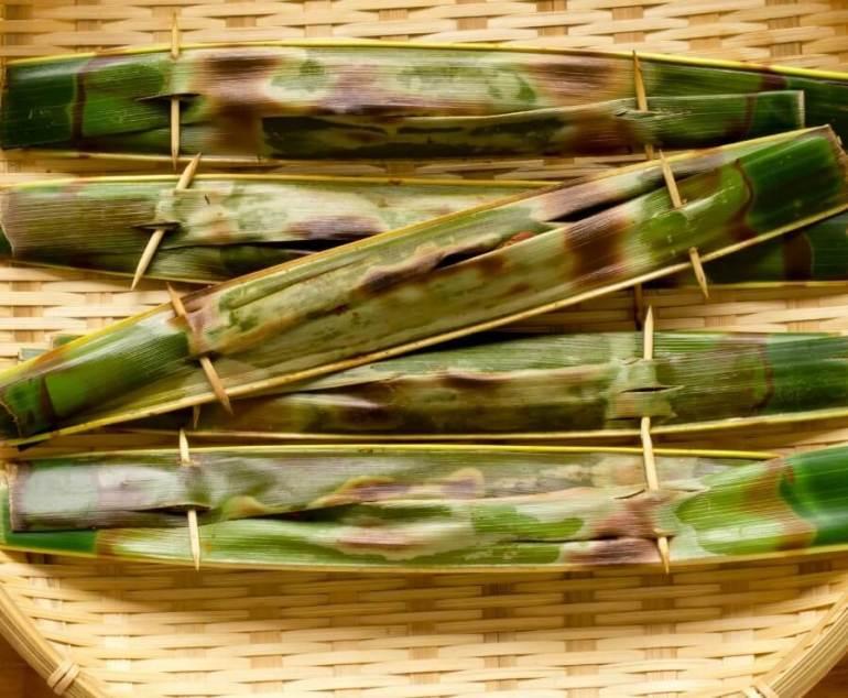 Makanan Khas Padang Lompong Sagu