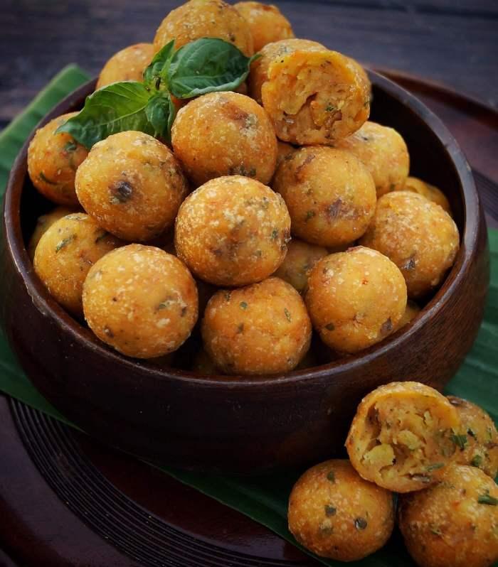 Makanan Khas Sumatera Barat Sala Lauak