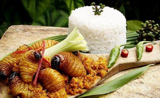 Makanan Khas Sumatera Utara Kidu-kidu