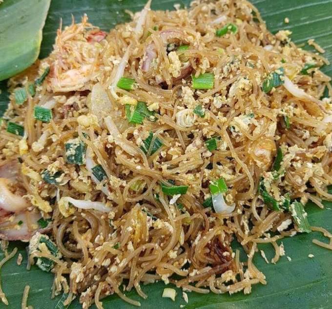 Makanan Khas Sumatera Utara Mi Balap