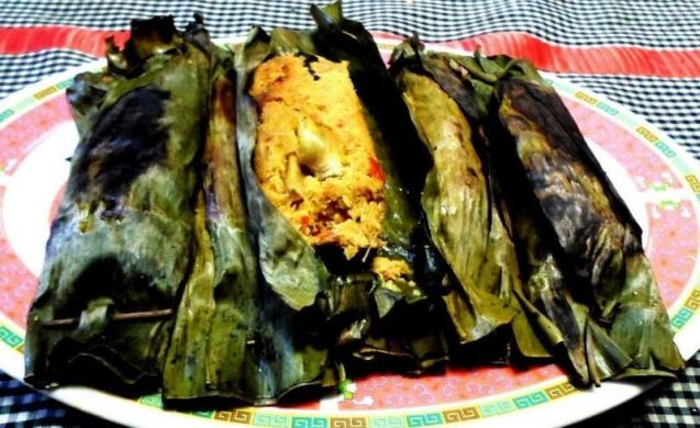 Makanan Khas Sumatera Utara Silio Guro